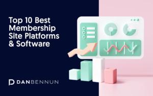 best membership site platforms & software