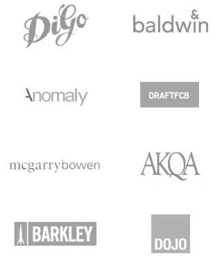 logos of helped companies
