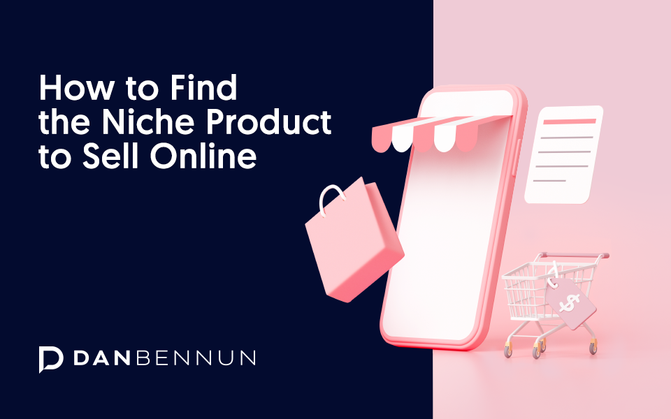 how to find the product to sell online