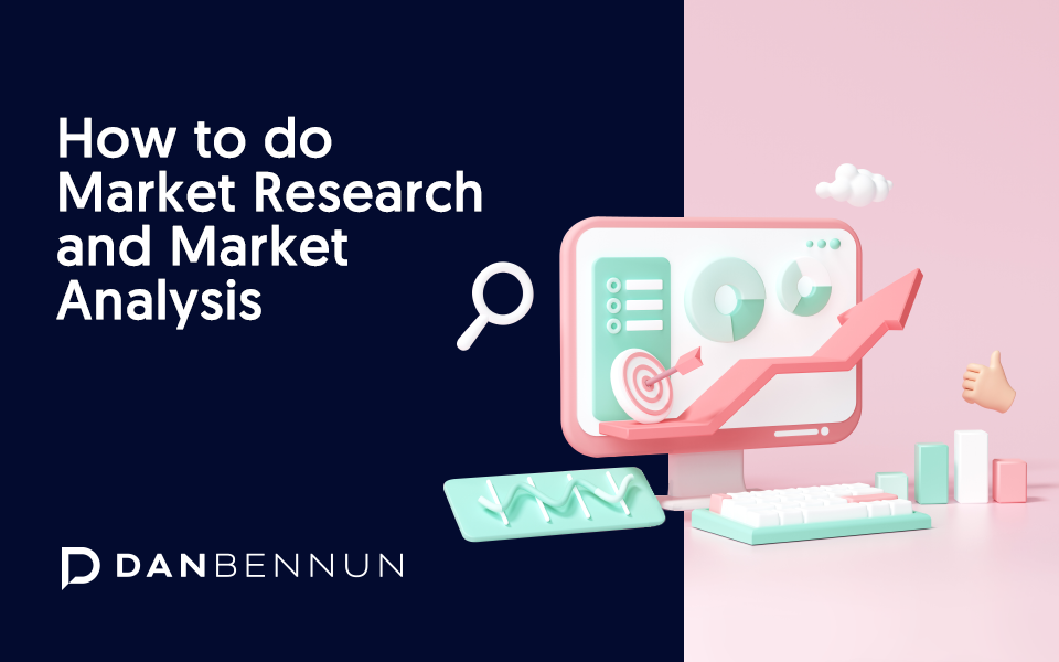 how to do market research and analysis