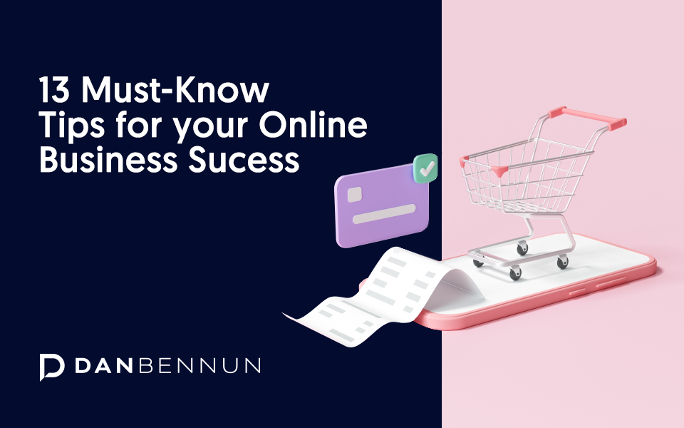 tips for online business sucess