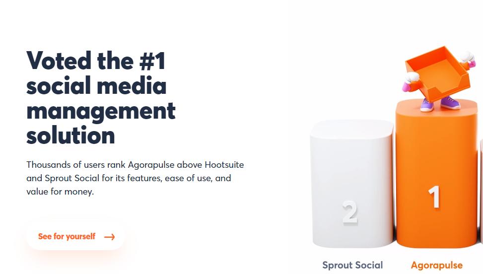 Agorapulse - Social Media Management Software